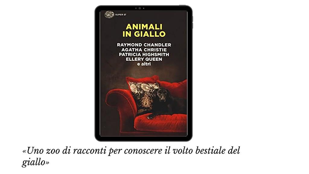 ANIMALI IN GIALLO di Christian Delorenzo!