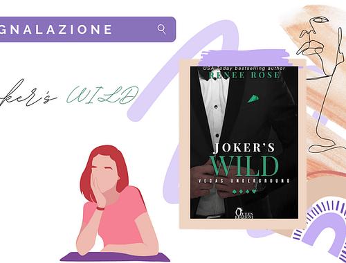 Mafia romance «Joker's Wilde» di Renee Rose!