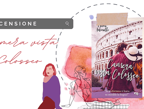 camera vista Colosseo - rec copertina