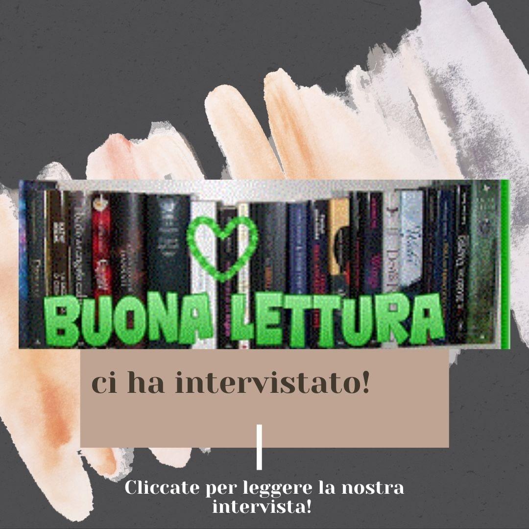 Collaborazione con Buona Lettura!