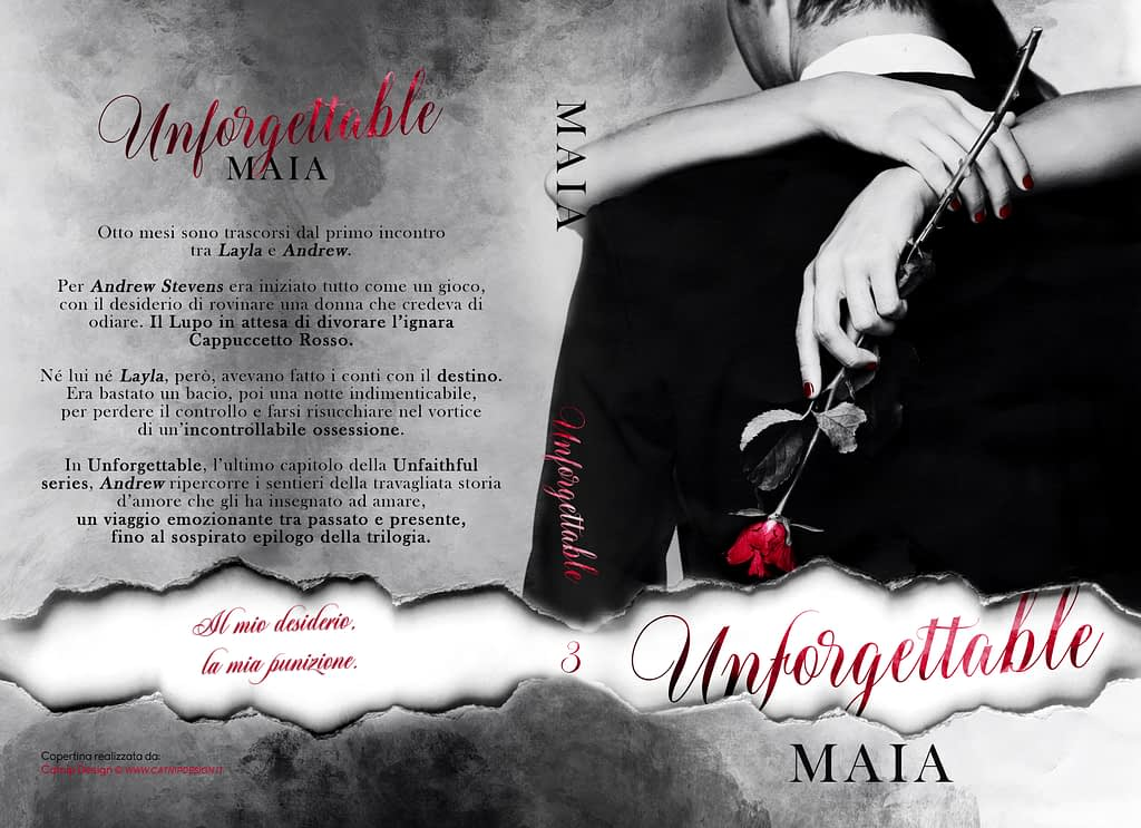 Unforgettable - cover
