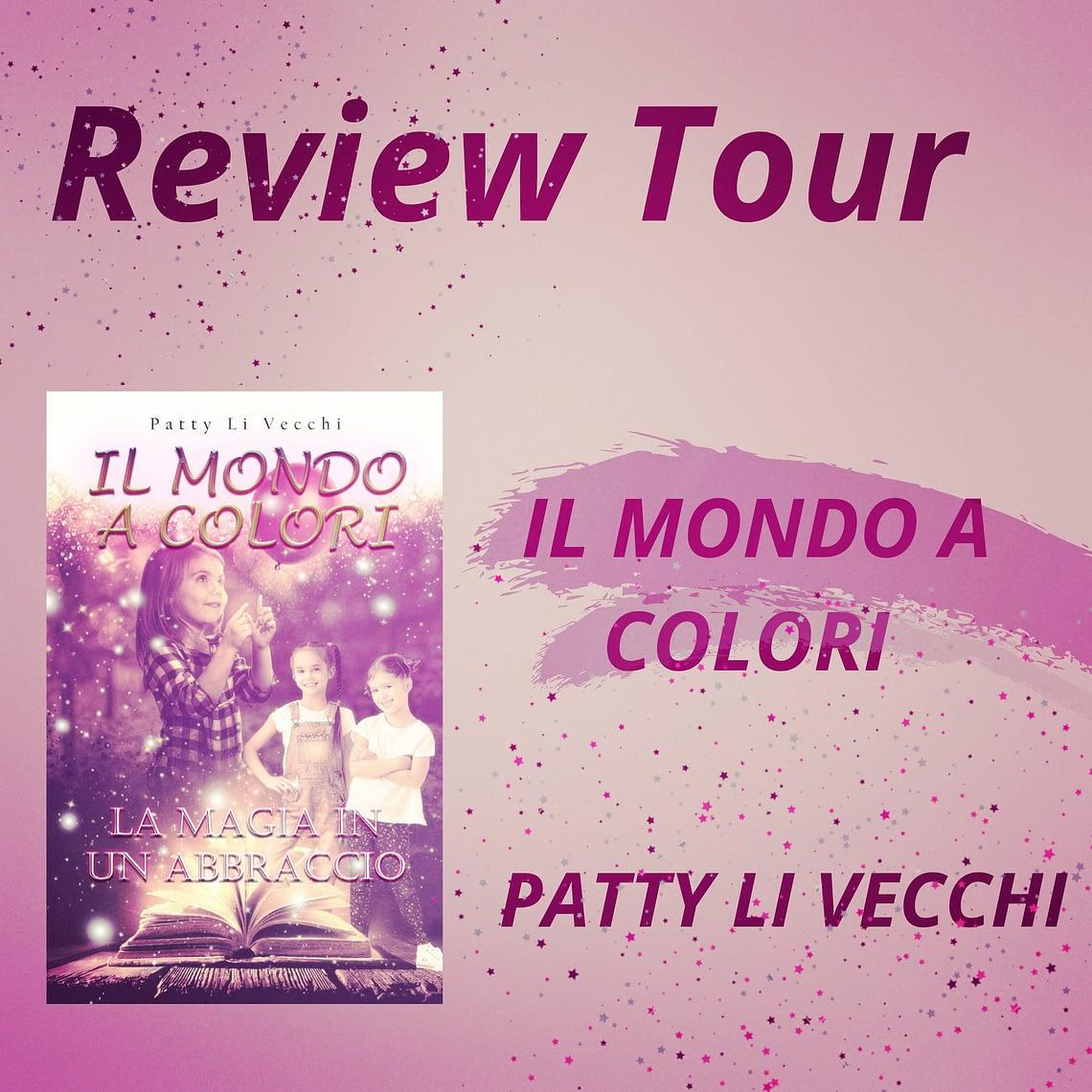 Banner Review Tour - il mondo a colori