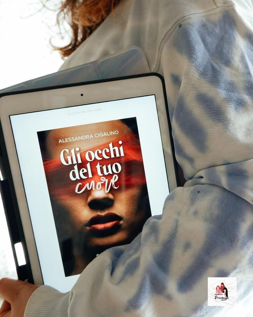 Foto dello spy romance di Alessandra Cigalino