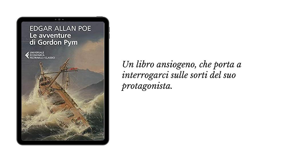 Le Avventure di Gordon Pym di Edgar Allan Poe