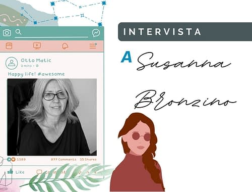 Banner intervista Susanna bronzino