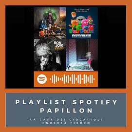 Playlist spotify, «Papillon» di Roberta Fierro