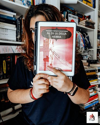 Dark noir: «Al di là della nebbia» di Lucio Schina e Francesco Cheynet!