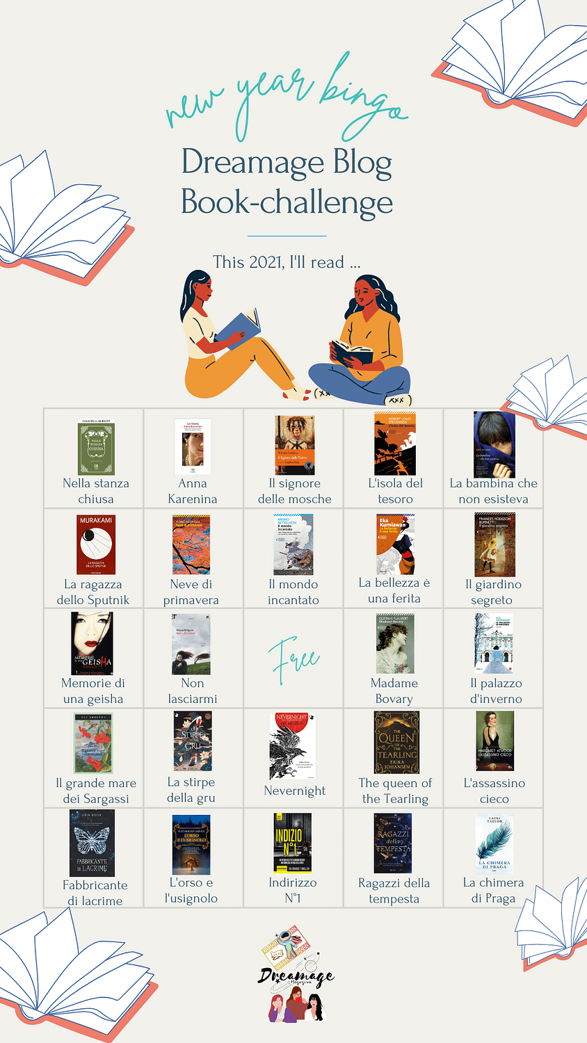 Immagine Reading Challenge