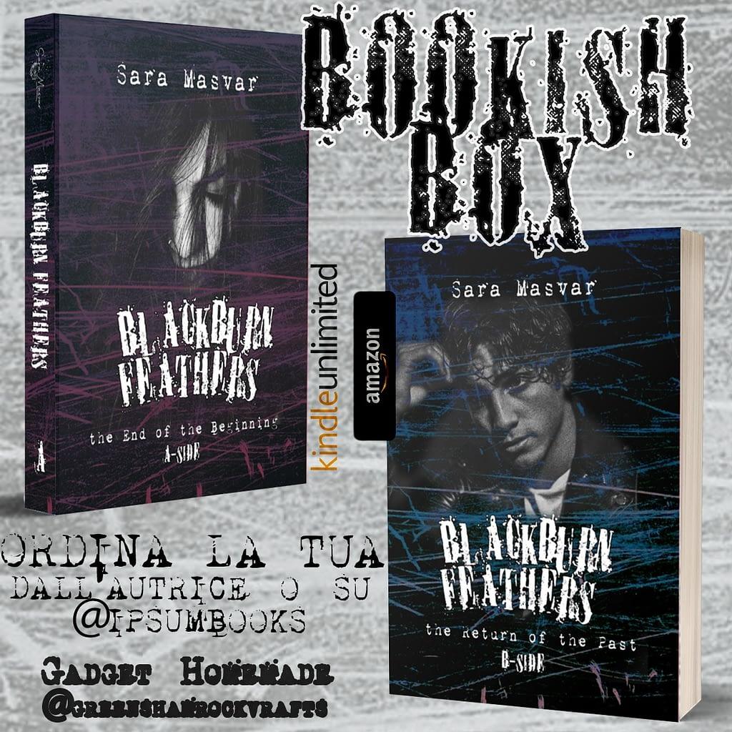Dark romance in una bookish box